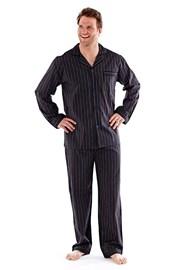Pyjama Harvey Black Stripe Long