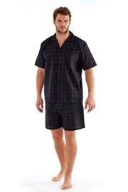 Pyjama Harvey Black Check