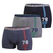 3er Pack Jungen Boxershorts EB4046