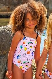 Mädchen-Badeanzug Arae