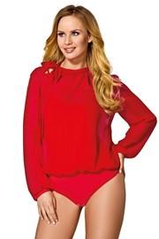 Damen Body Jane Red