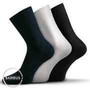 3er-Pack Socken Badon Mix bambus