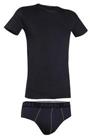 Herren-Set T-Shirt und Slip Primal 160S