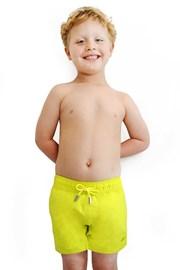Kinder Badeshorts Leonard Lime