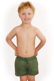 Kinder Badeshorts Leonard Salvia