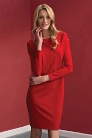 Elegantes Kleid Dianna Red