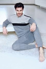 Graues Homewear-Set Bernardo