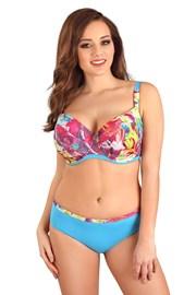 Bikini Flowers Blue