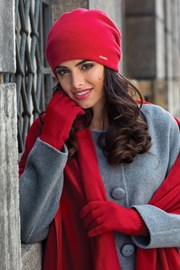 Rote Mütze Georgia