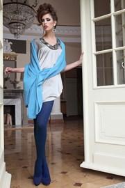 Elegante Strumpfhose Glamour Soft Blue