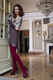 Elegante Strumpfhose Glamour Soft Bordó