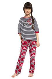 Mädchen Pyjama Kiss