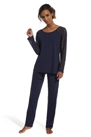 Eleganter Pyjama Lena