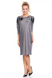 Elegantes Kleid für Damen Livia Grey