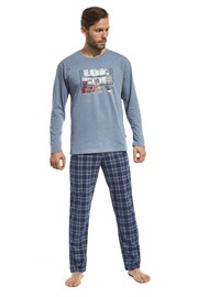 Pyjama aus Baumwolle London Street