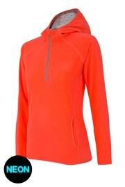 Sport-Fleecesweatshirt Neon