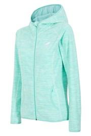 Sport-Fleecesweatshirt Minty