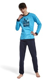 Pyjama für Jungen Parkour