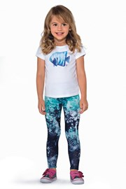 Bunte Leggings für Kinder Pati