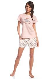 Rosaroter Pyjama Provence