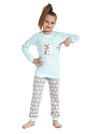 Mädchen Pyjama Puppy