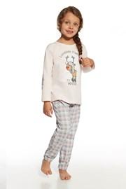 Pyjama für Mädchen Rudolf