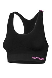 Bauchfreies Damen Sporttop Fitness