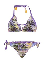 Hochwertiger Mädchen-Bikini Halle