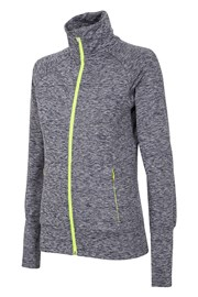 Damen Sport-Sweatshirt Melange 4f