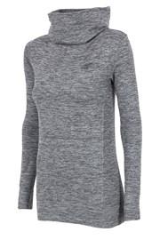 Funktions-Hoodie für Damen 4f Grey