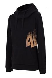 Goldenes Sport-Sweatshirt 4f
