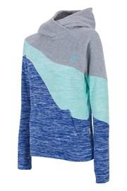 Fleece-Sweatshirt 4f stripes